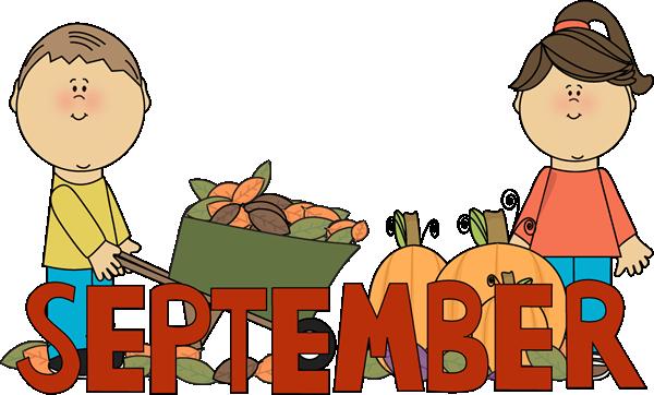 free month clip art september owls clip art image the word rh pinterest com september clip art images september clip art pictures