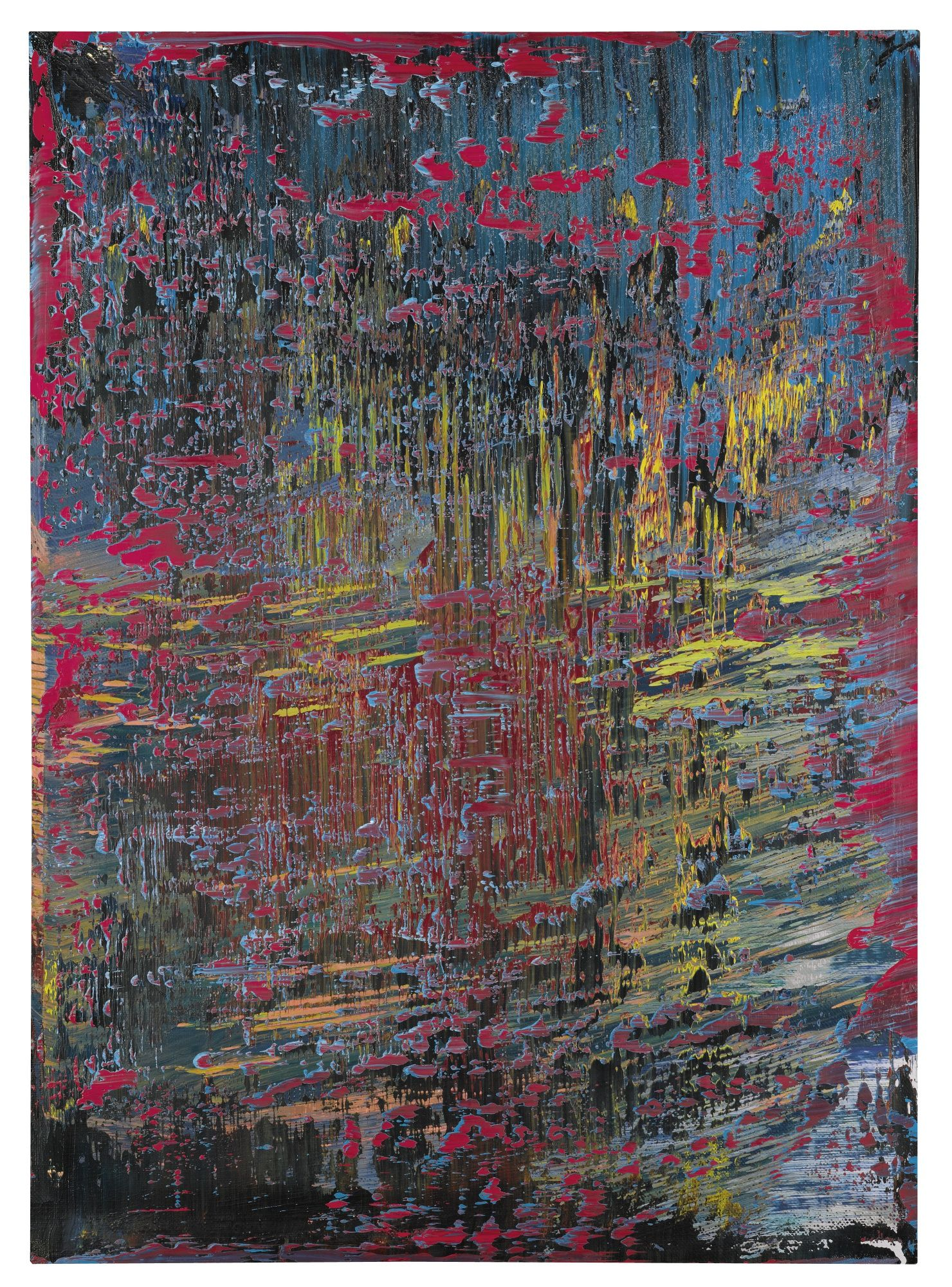 Abstrakte Bilder Gerhard Richter Gerhard Richter B 1932 Abstraktes Bild Signed Dated 1988