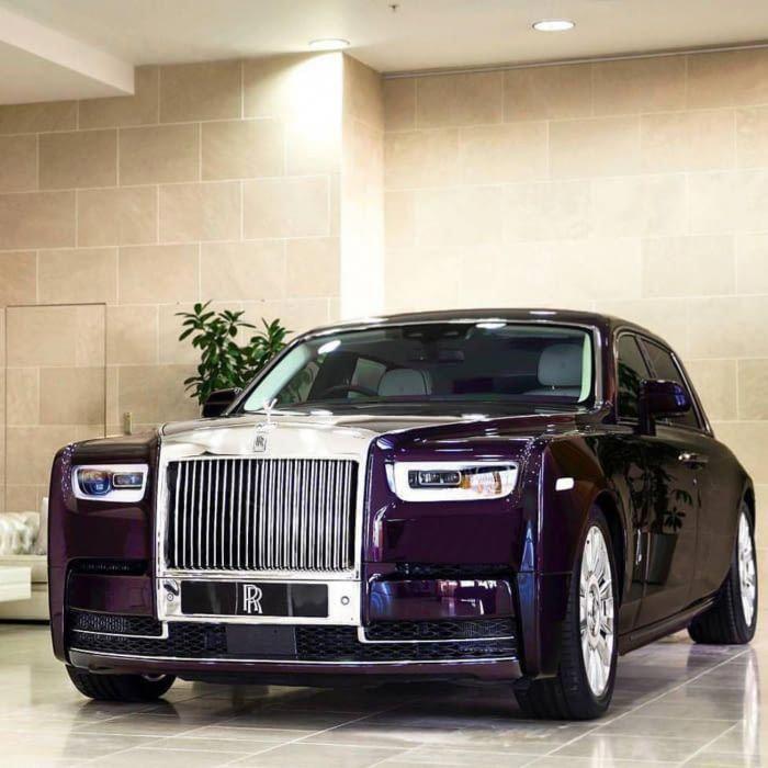 For The Luxury Fans - 9GAG #RollsRoyceClassicCars