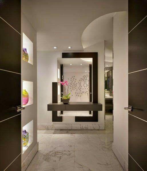 Pin de g&s servicios inmobiliarios en recibidores minimalistas ...