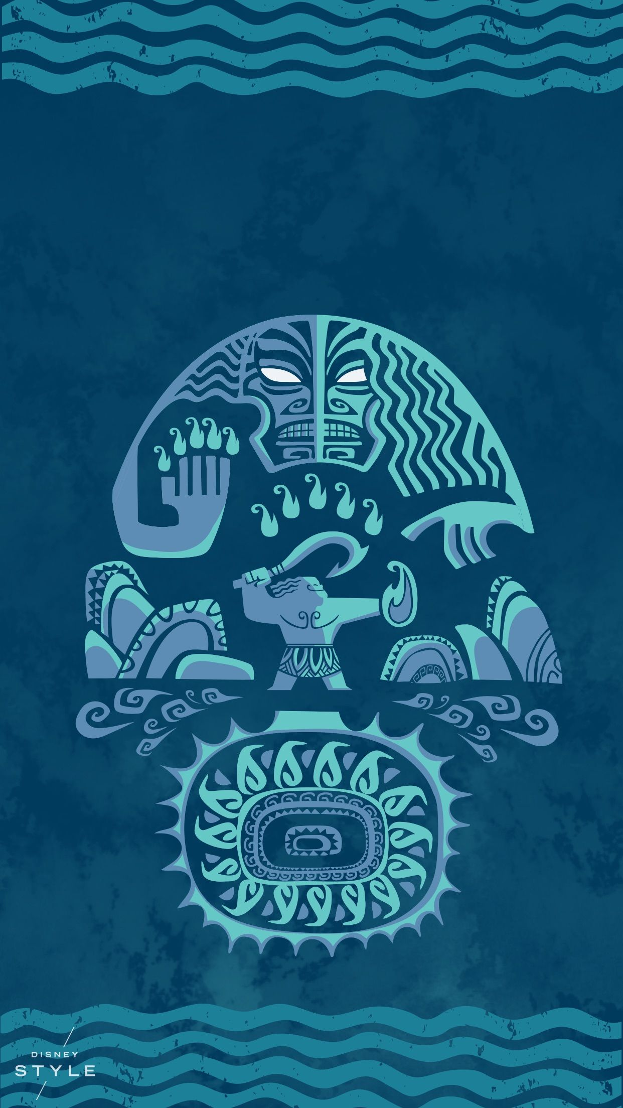 You Re Welcome For These 5 Moana Phone Backgrounds Disney Phone Wallpaper Disney Wallpaper Disney Moana