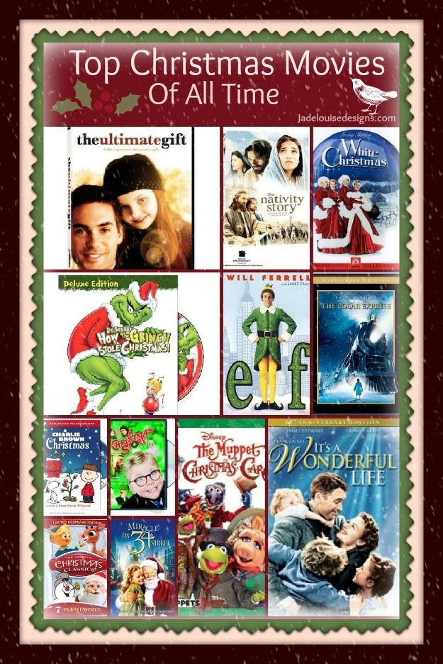Top Christmas Movies Of All Time Top Christmas Movies Christmas Movies Best Christmas Movies