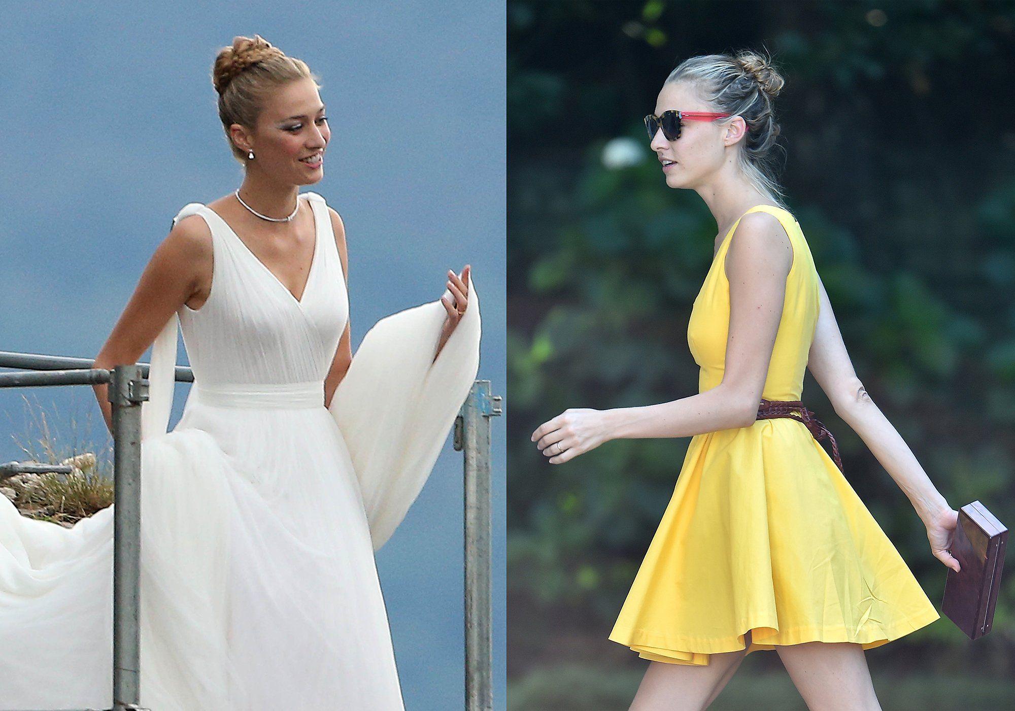 The Wedding-to-Honeymoon Hair Equation: Beatrice Borromeo\'s Quick ...