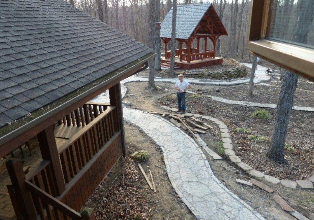 Flagstone Walkways - Innovative Outdoor Living, LLC ... on Outdoor Living Companies Near Me id=79278