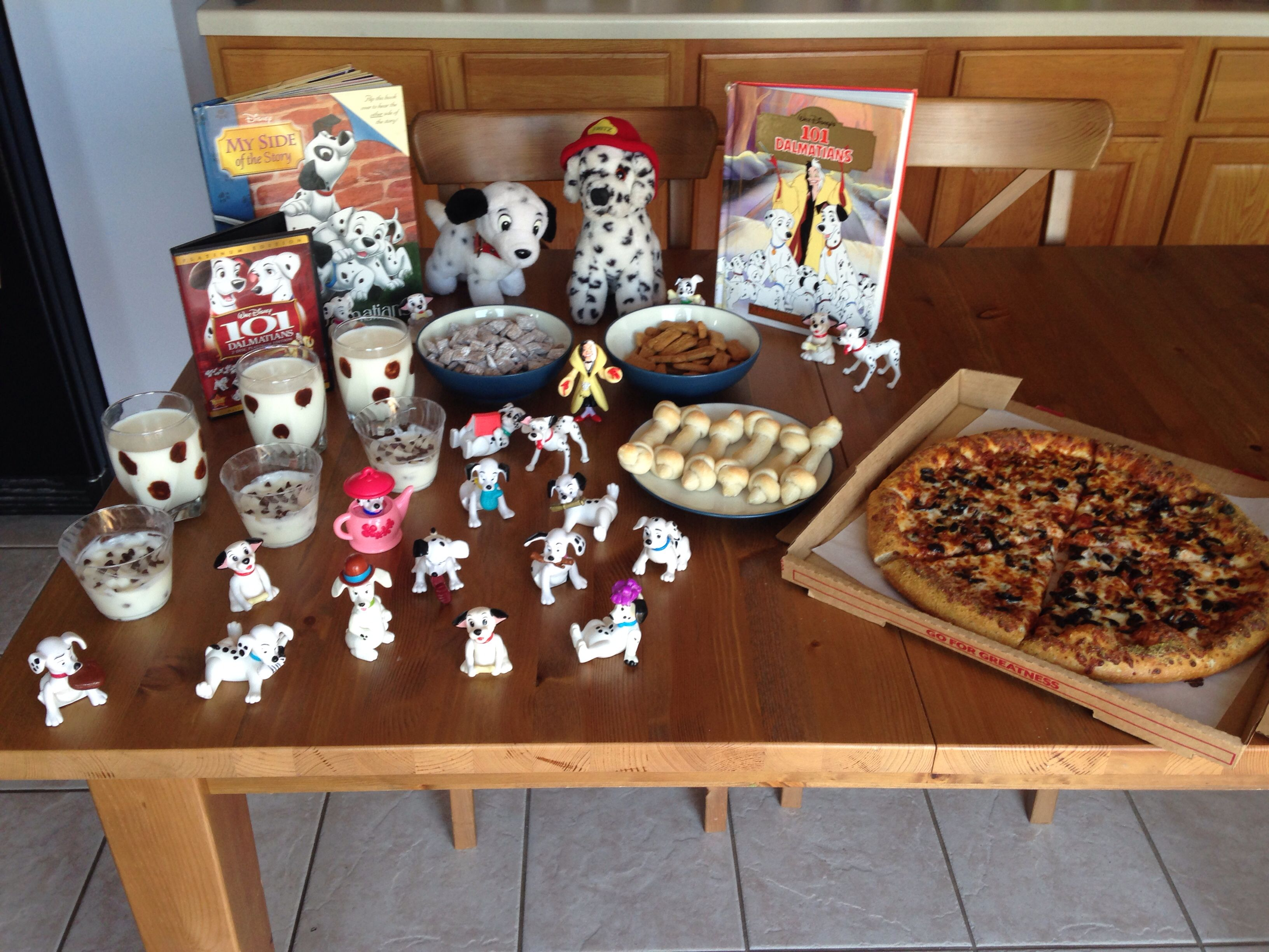 101 Dalmatians Dinner Pongo And Perditas Pizza Black Olives For B9d487b8bf24c9a8654ab2829124f083 369365606911764689