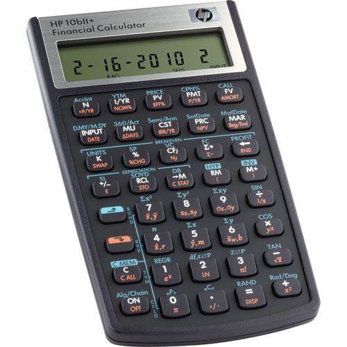 Hp Bii Financial Calculator  Financial  Business Office