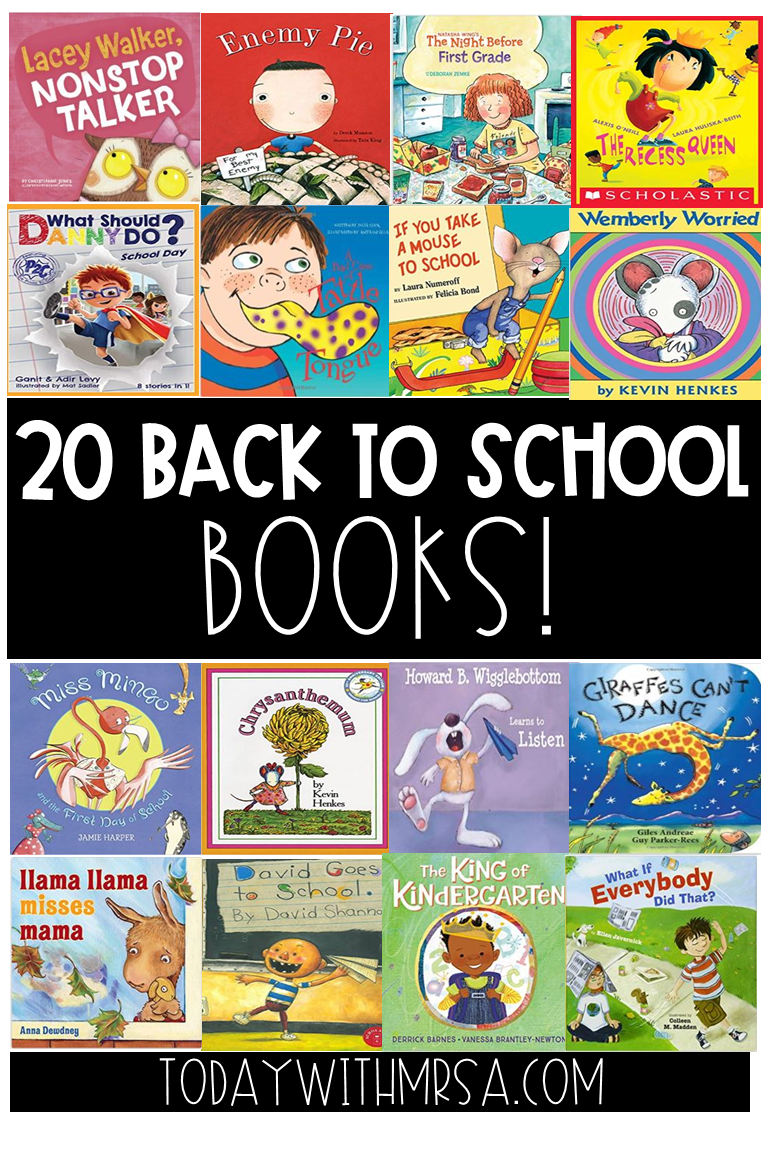 Photo of Back to School Books for Second Grade