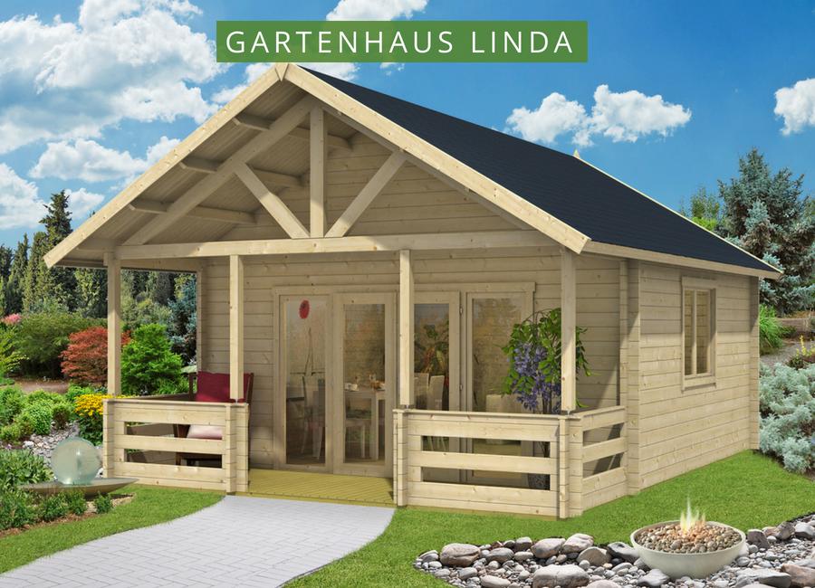 Gartenhaus Linda 44 B ISO in 2020 Gartenhaus, Gartenhaus