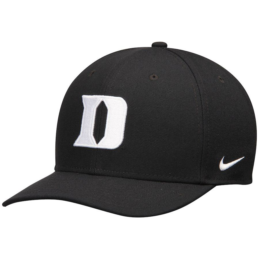 best sneakers e4a7b 713f8 Duke Blue Devils Nike Wool Classic Performance Adjustable Hat - Black, Your  Price   23.99