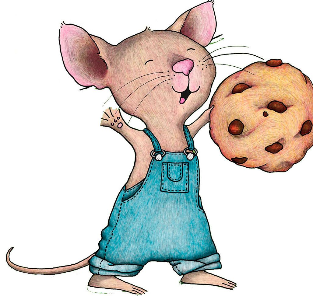 If You Give A Mom A Latte Inspired By Laura Numeroff Famlii Mouse A Cookie Cookies Theme Cookie Clipart