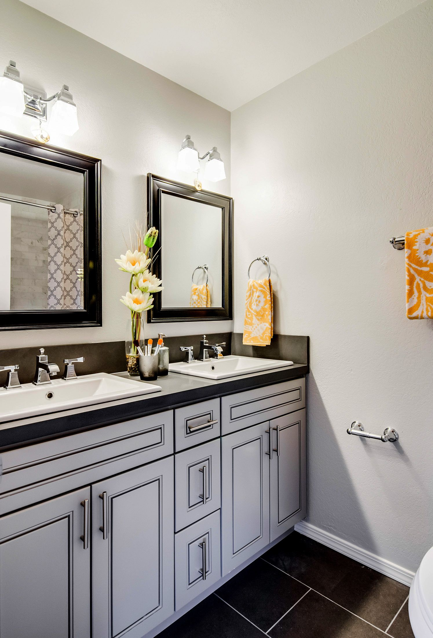 Greige Maple Cabinet Discount Kitchen Cabinets Kitchen Cabinets In Bathroom Bathroom Decor
