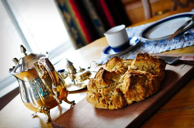 How to Make Breakfast Tea Infused Soda Bread