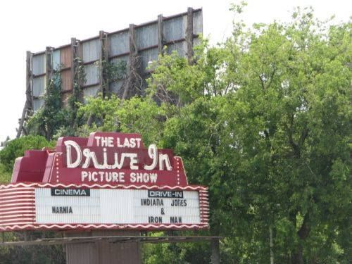 The Last Drive In Theater Gatesville Tx