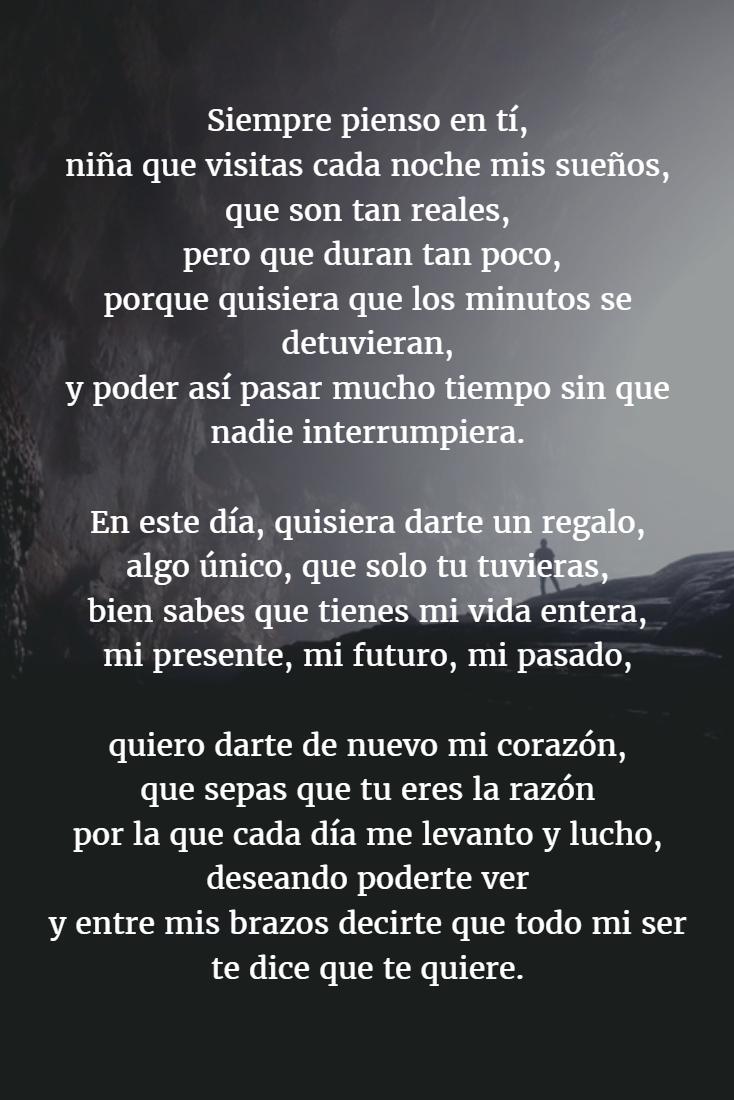 Pin De Carlos Serrano En Hija Poemas Para Un Hijo Citas De Inspiración Español Imagenes De Poemas