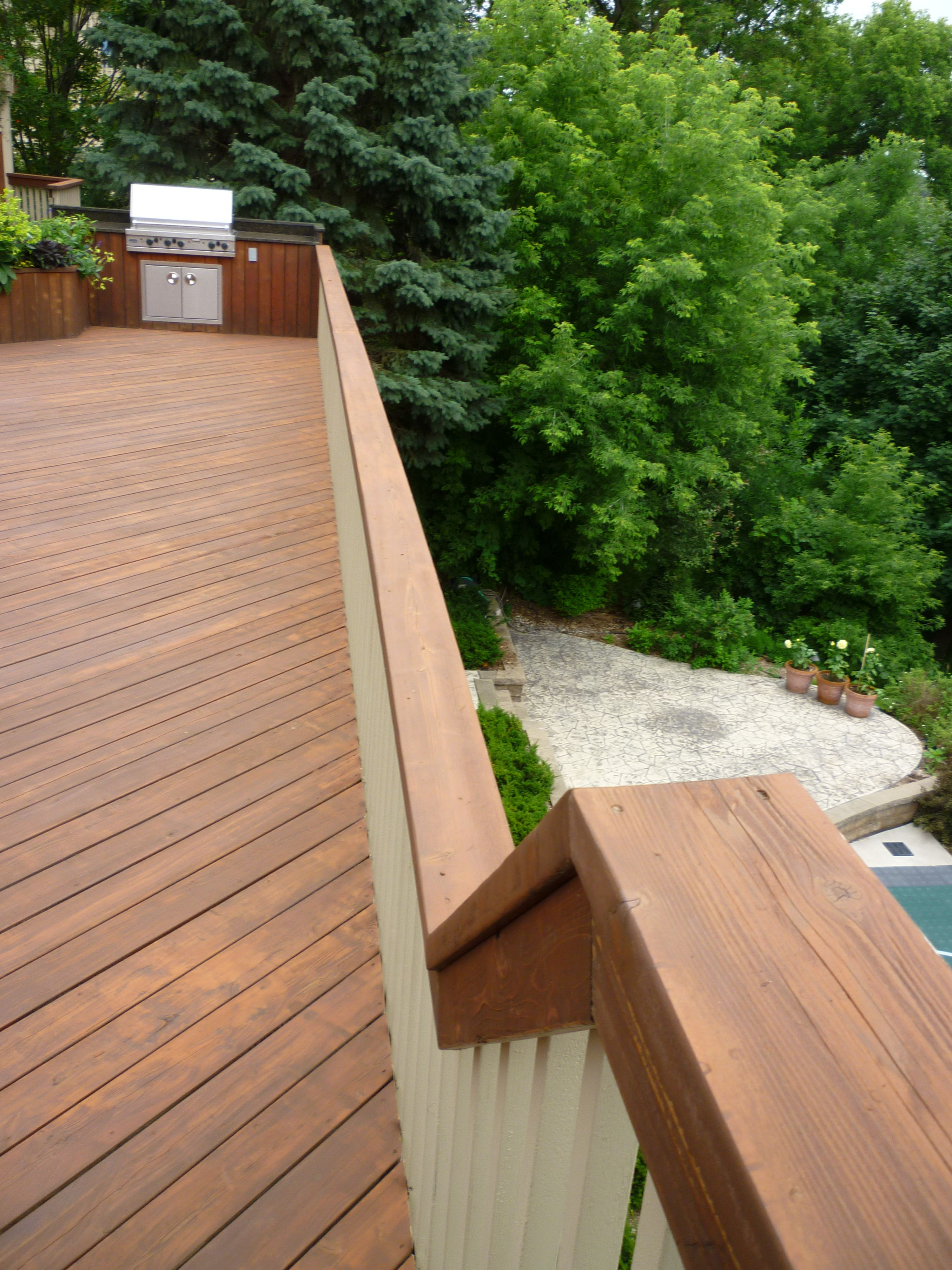 Image Result For Sherwin Williams Mountain Ash Super Deck Stain Staining Deck Outdoor Living Deck