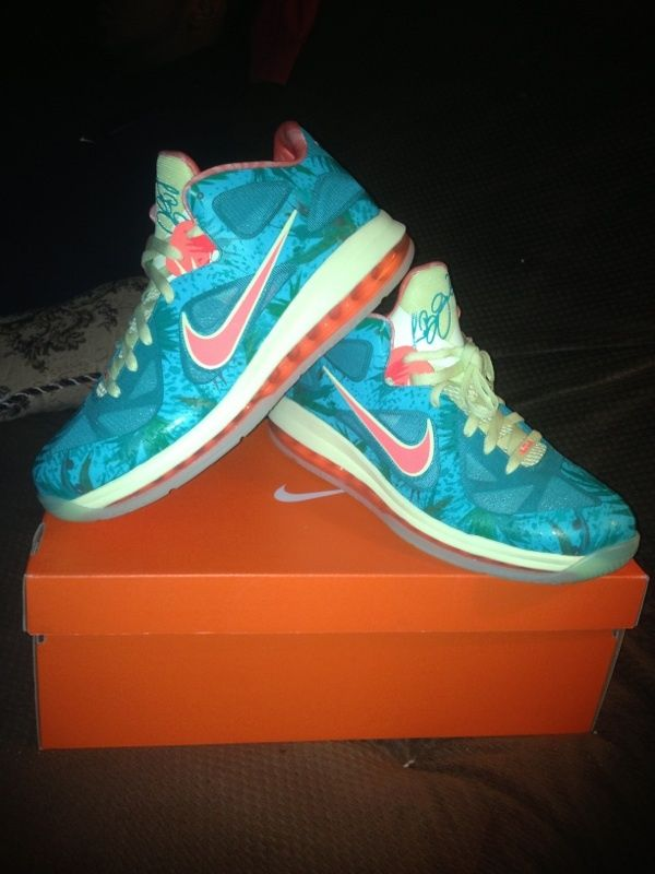purchase cheap c7789 29049 Lebron 9 Low