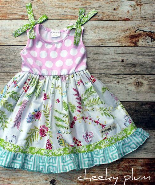 Birdsong Dress