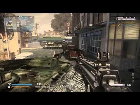 Call of Duty® Ghosts - PS4 Sebas Alias  Pistolitas