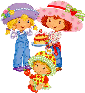 strawberry shortcake images clipart | Strawberry Shortcake ...