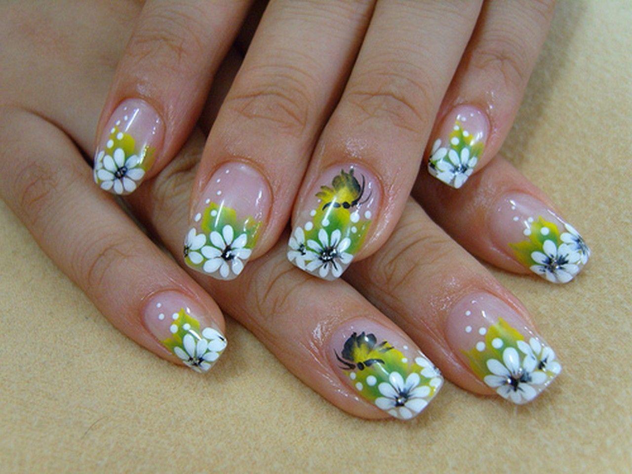 nail art......summer | Hair & Make-up | Pinterest | Summer, Nail ...