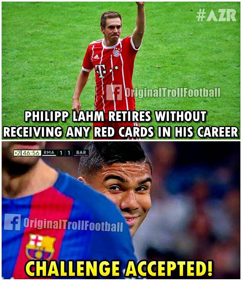 Casemiro Be Like Xd Football Jokes Funny Soccer Memes Football Memes
