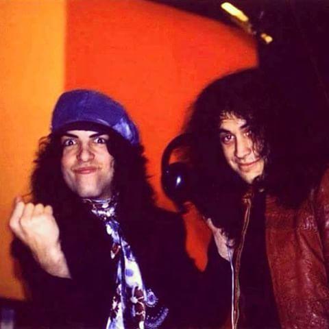 Kiss Album Recording Bell Sound Studios New York City 1973