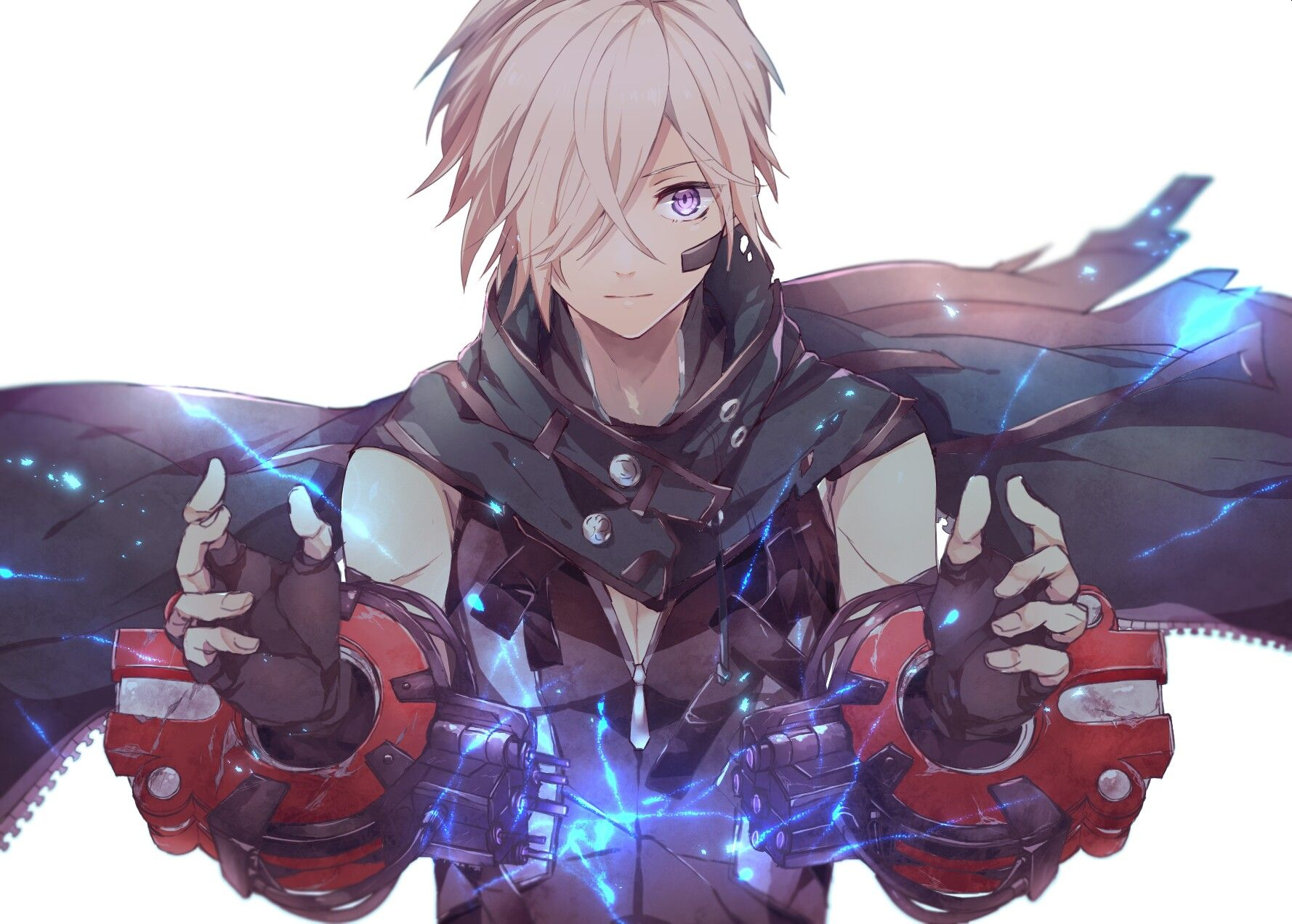 Cute Love Animation Wallpaper Protagonist God Eater 3 Agh I Want To Know The Damn