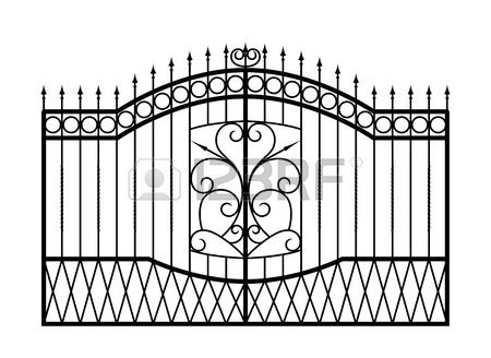 Gate House , gate transparent background PNG clipart | HiClipart