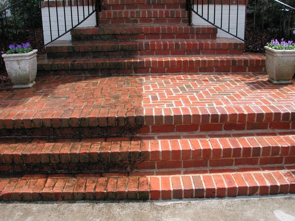 Carpet Cleaning In Plainfield Il Windy City Steam Carpet Cleaners Brick Steps Curb Appeal Diy Curb Appeal
