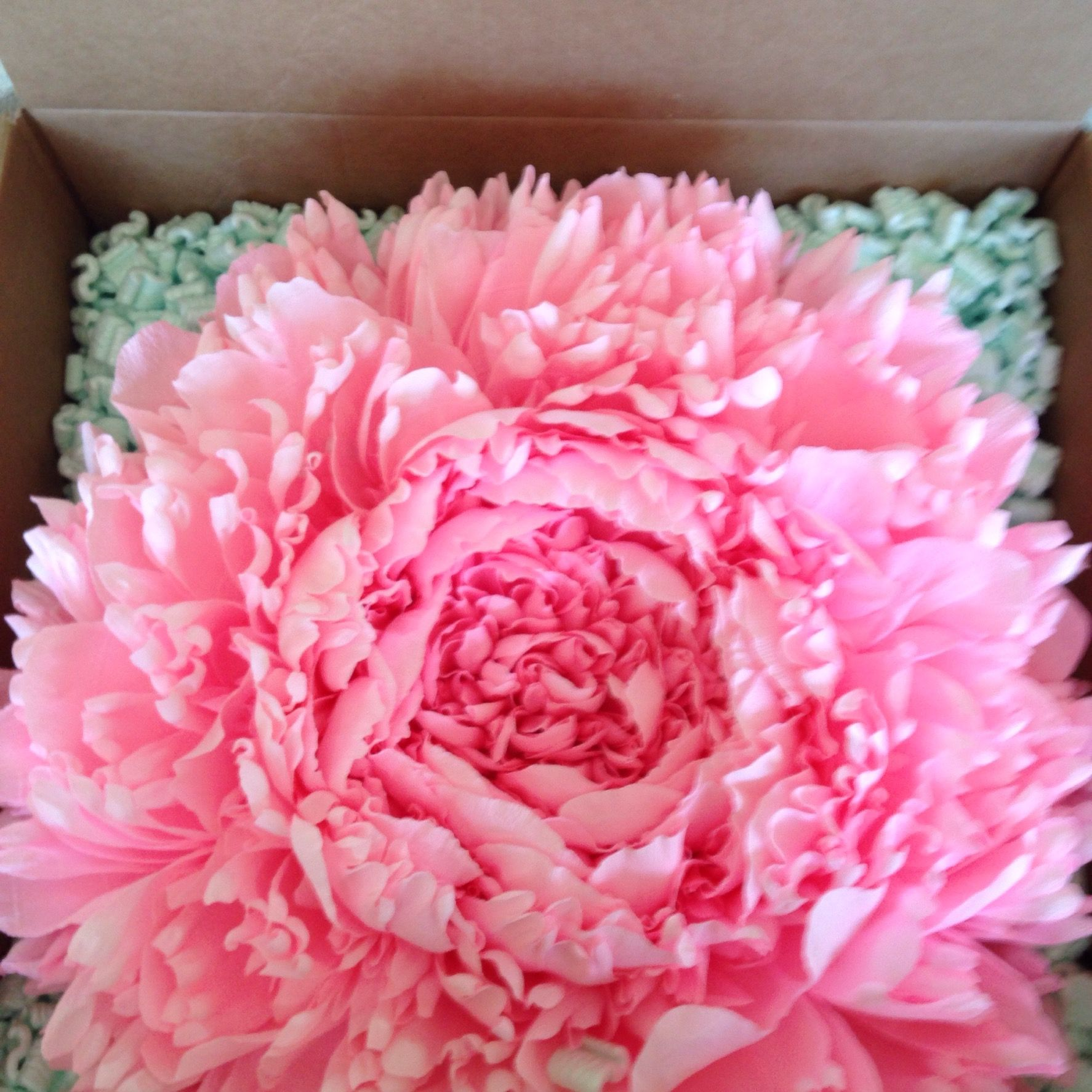 Italian Crepe Paper Flower By Tiffanie Turner Paper Flowers