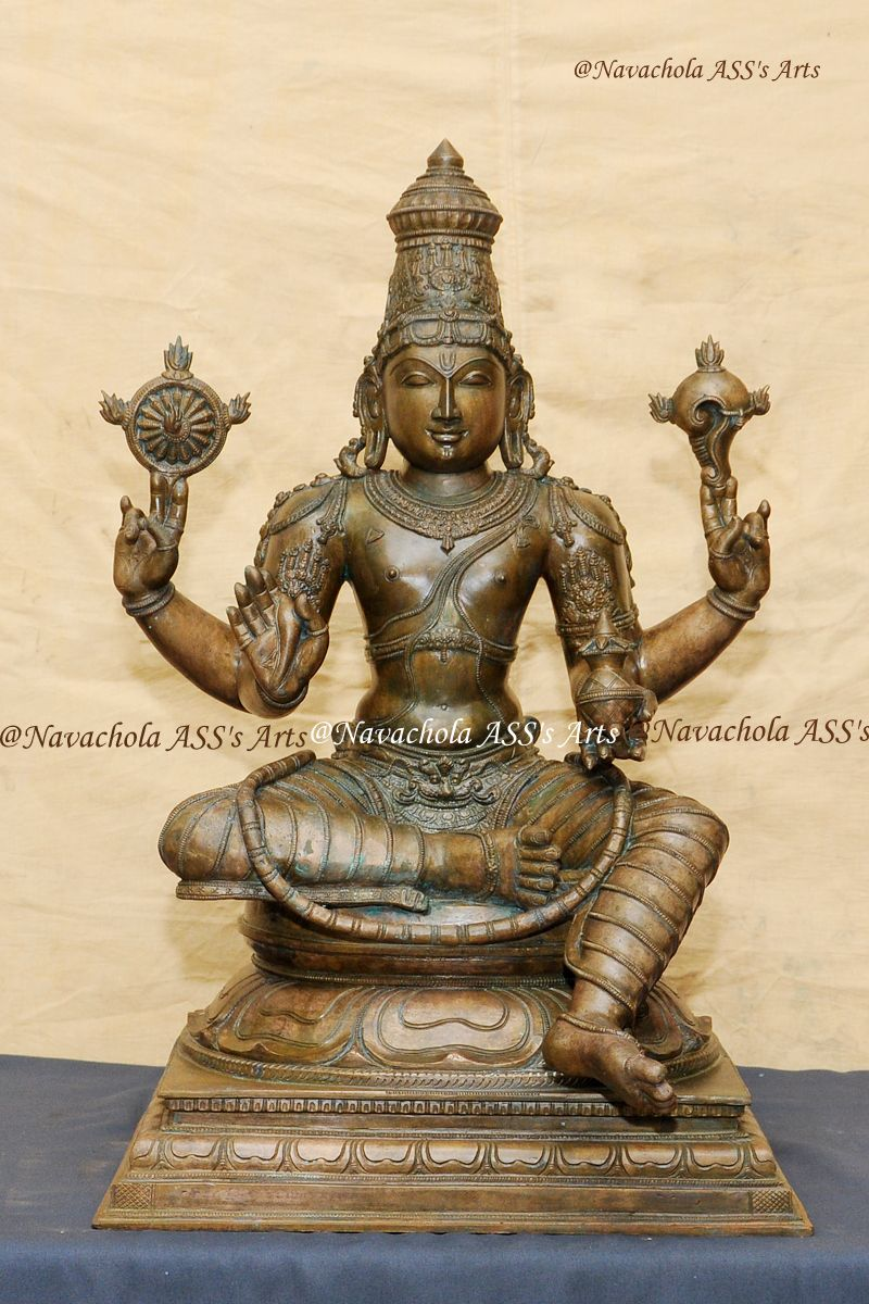 Dhanvantari Bronze Icon | Hindu statues, Indian sculpture, Tanjore painting