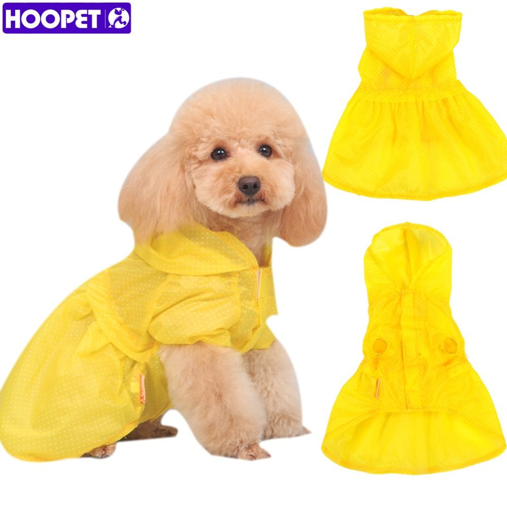 Hoopet Pet Dog Cat Uv Sun Protection Coat Quick Dry Slim Fit Thin