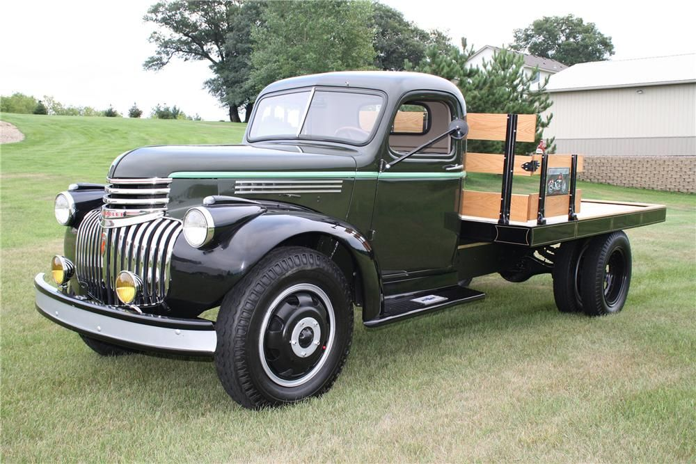 Pin by Jacob Plante on 1946 Chevrolet Pickup Chevy