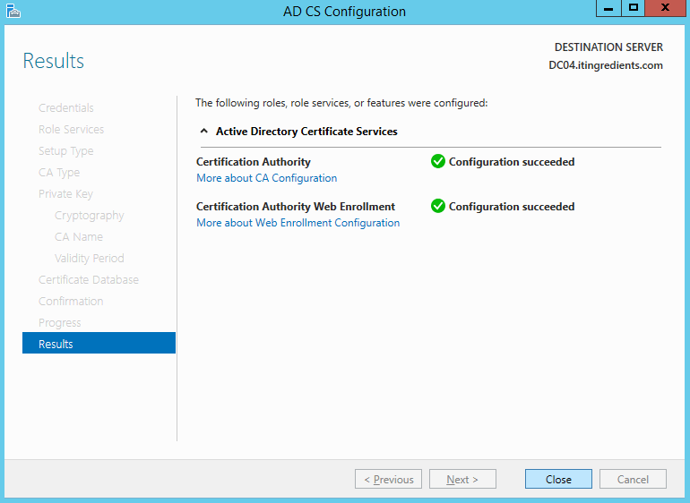 How to Install and Configure Certificate Server on Windows Server ...