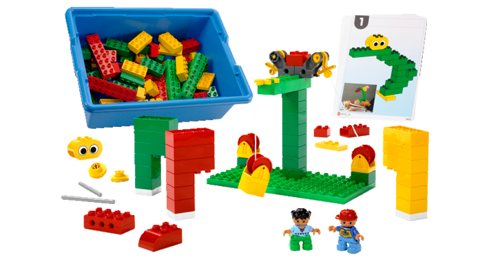 LEGO.com Education 9660 - Early Structures Set | Lego ...