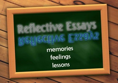 How To Write A Reflective Essay With Sample Essays  Academic