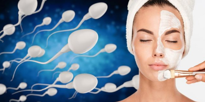 Photo of Sperm Face Masks Are Becoming A Thing Now, Beauty Expert Say…