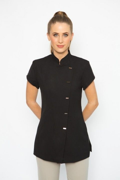 spa 04 tunic spa uniform modelo de fardas pinterest