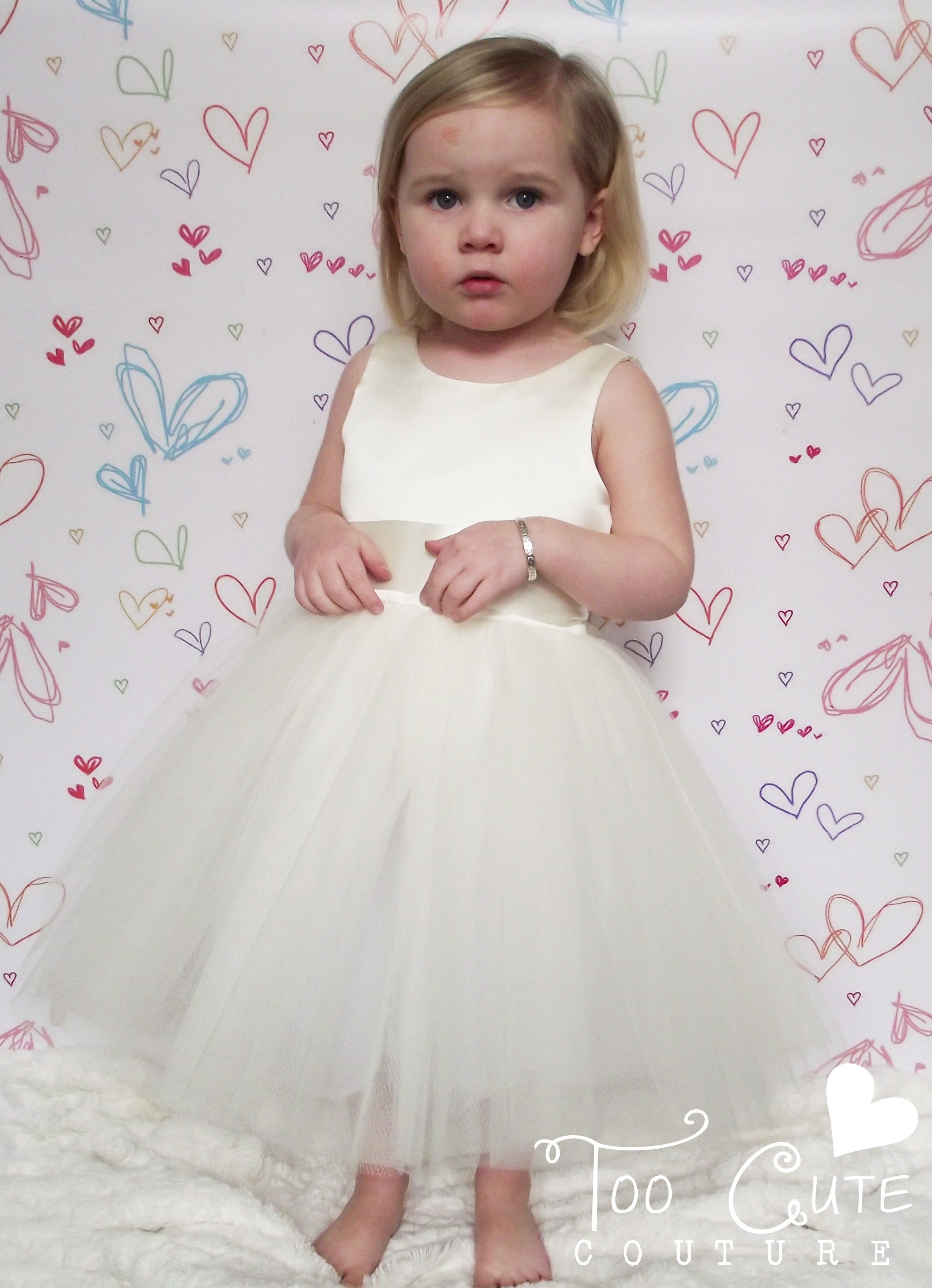 379dfce2 Beautiful Party / Bridesmaid / Christening Dress - The Supermums Craft  Fair. Find this Pin and more on Ropa de bebe ...