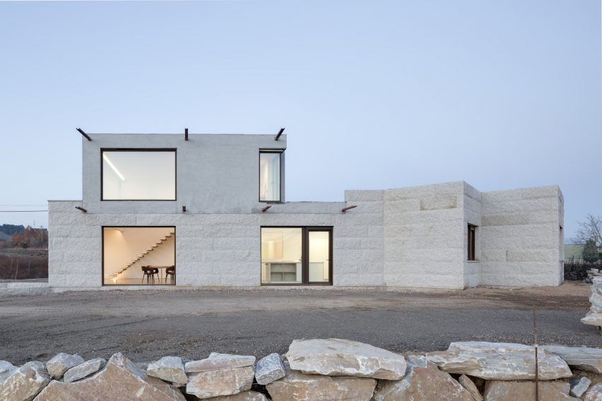 Casa VMS by Marcos Miguelez | Country house | Pinterest | Marcos ...