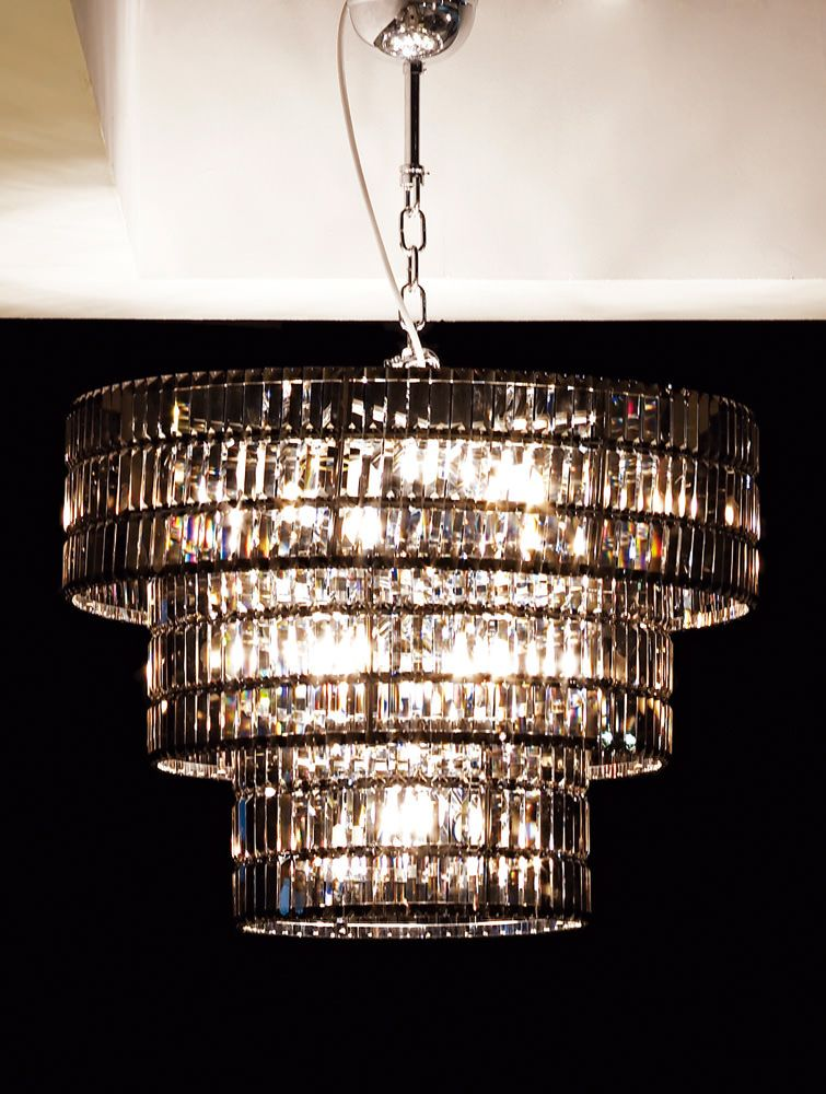 lobby-chandelier-9.gif (755×1000) | LIGHTS ☼ | Pinterest ...