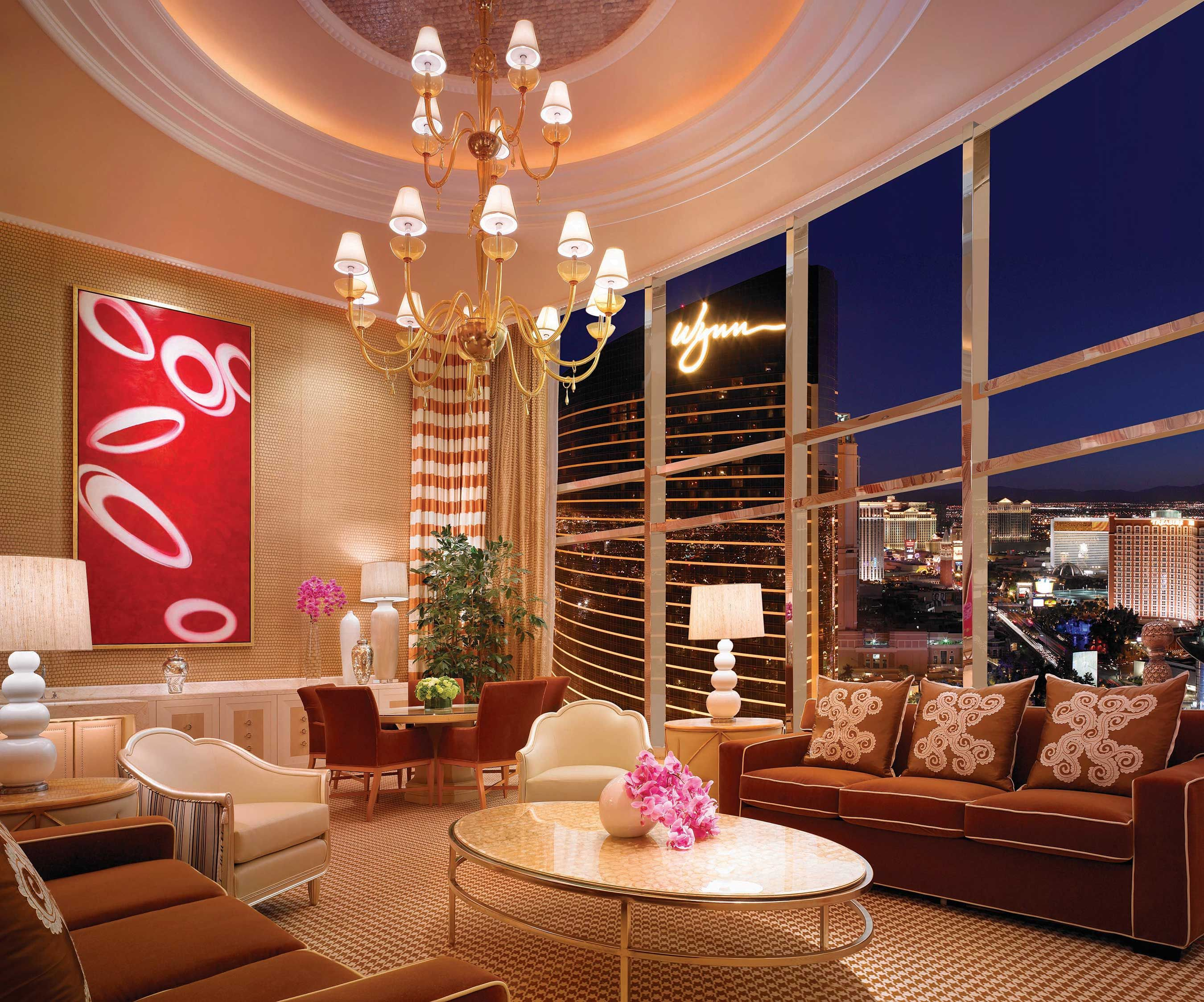 We are big fans of Wynn LasVegas. What's not to love? We