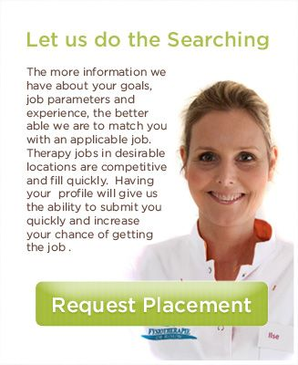 Travel OT Jobs Therapeutic Resources - Looks like it could be a