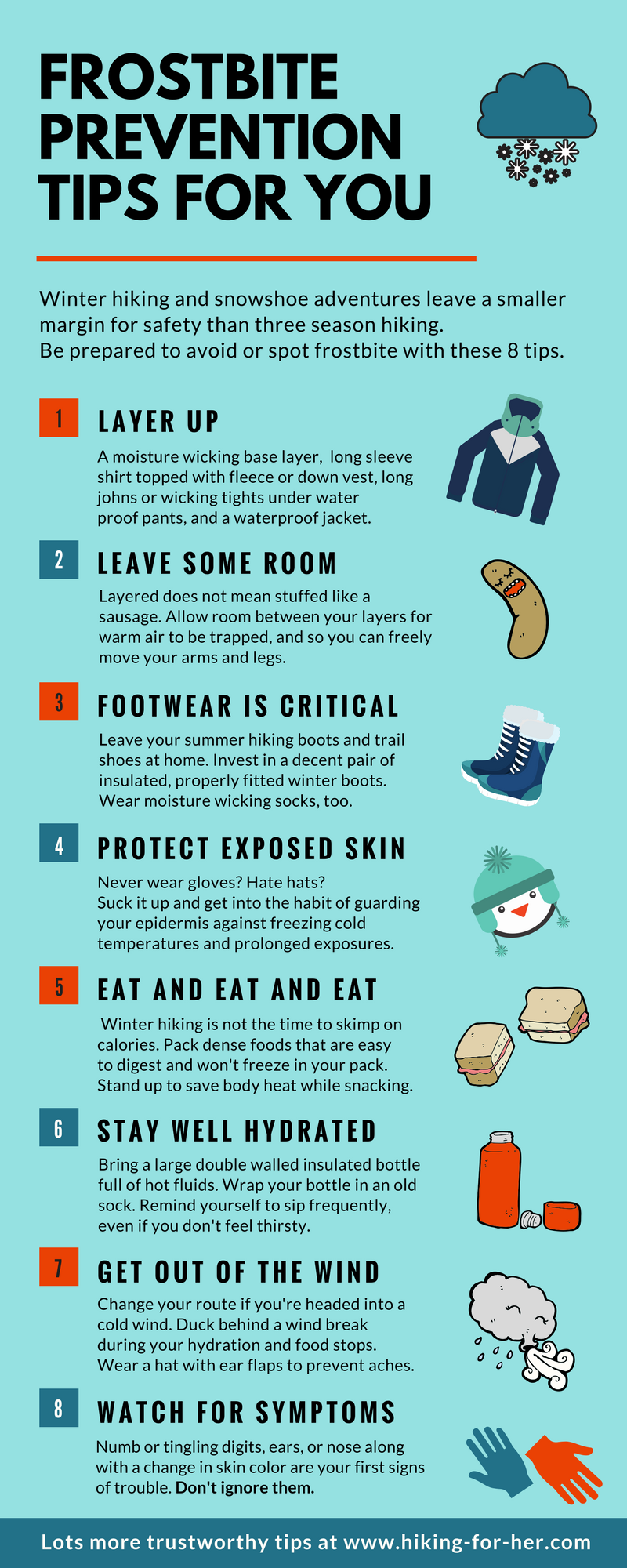 Frostbite Prevention Tips Best Ways To Avoid Trouble On