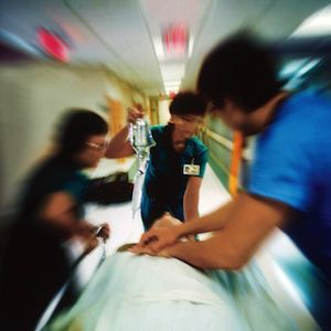 People I Am A Triage Nurse At Busy Emergency Room Have
