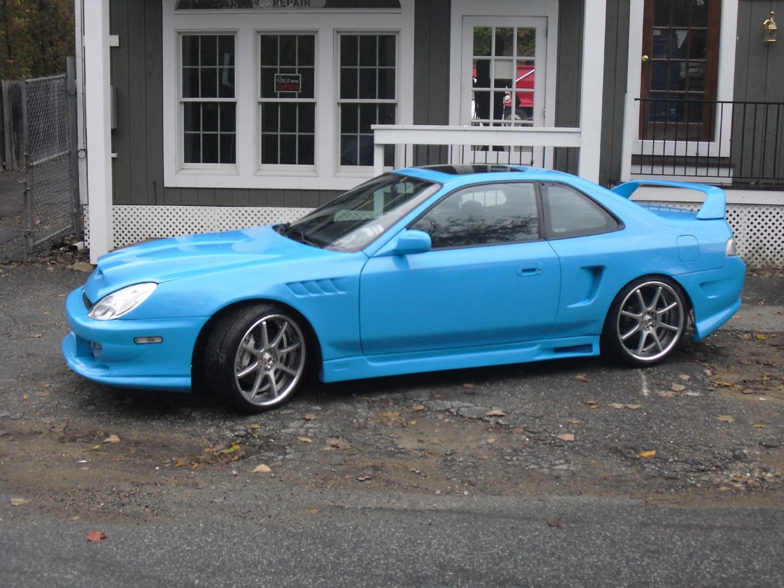 00 Honda Prelude TYPE SH Specs Photos