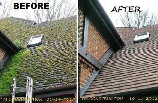 Roof Replacements Repairs Give Us A Call We Beat All Of Our Competitors Estimates Www Tmconstruction06 Com 740 777 865 Roof Repair Roofing Roof Cleaning