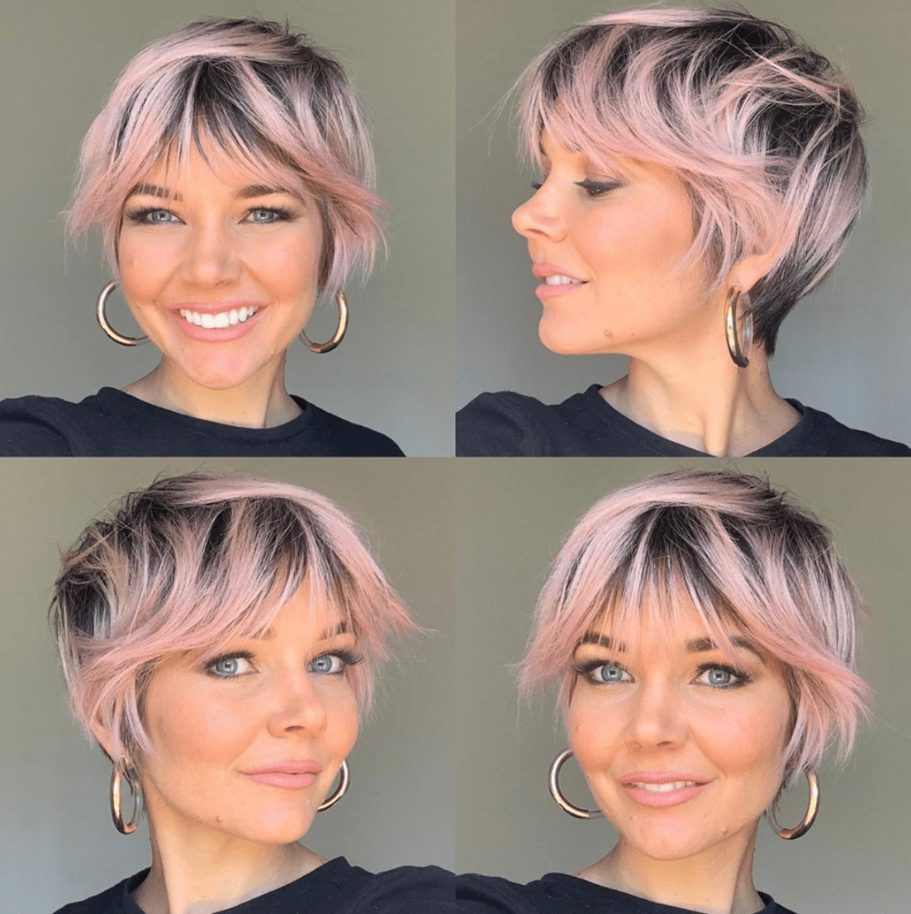 How To Style A Pixie Cut - Behindthechair.com