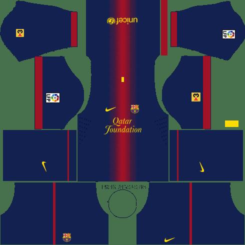 Barcelona Dream League Soccer Kits 2012 2013 Url 512x512 In 2020 Soccer Kits Liverpool Football Club Wallpapers Barcelona Team