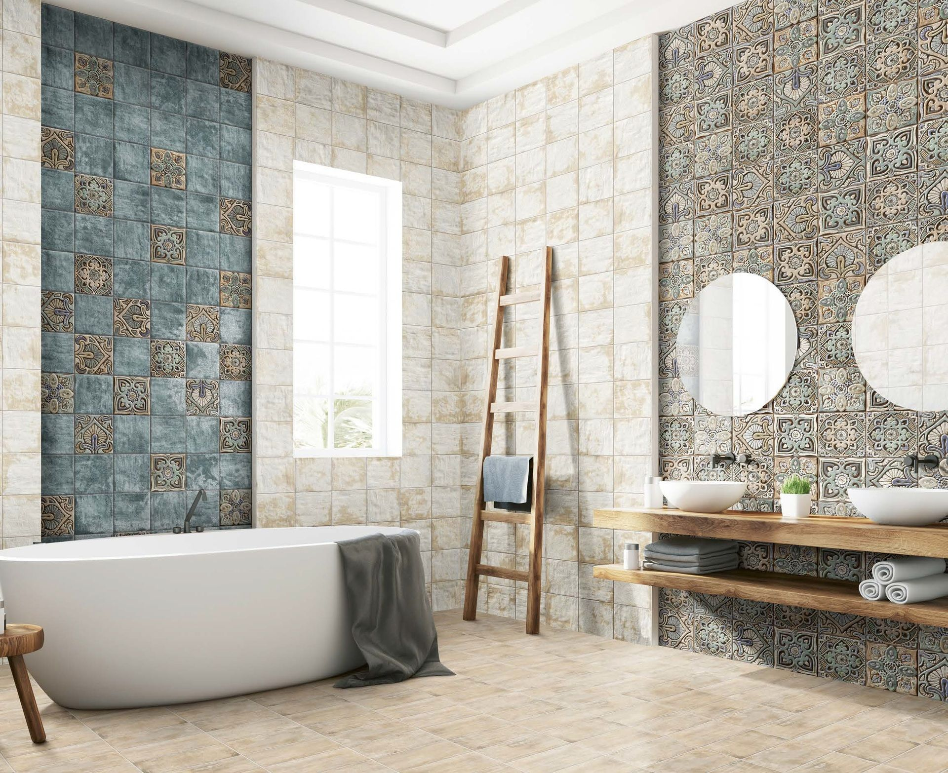 Mandala By Mainzu Tile Expert Distributor Of Italian And Spanish Tiles Spanish Photo 1 Wande Boden